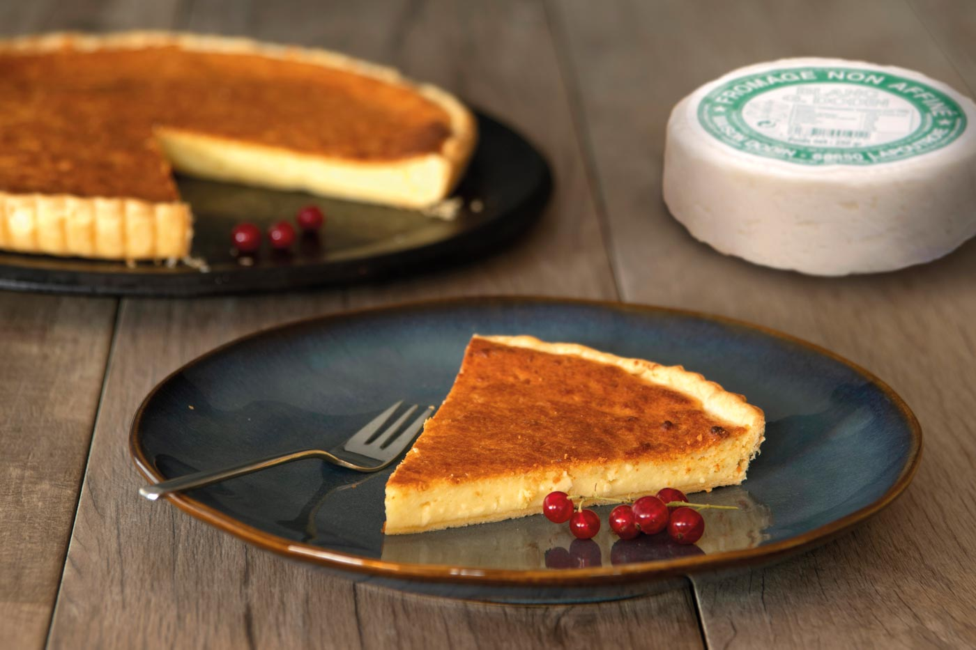 Tarte au fromage non affiné blanc DODIN